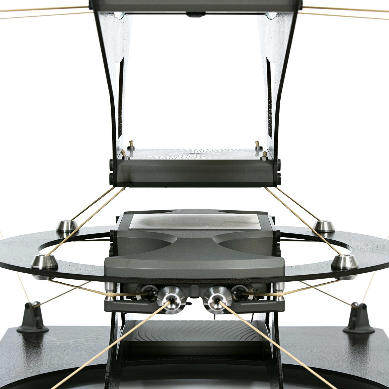 Teles Taxidi Frost White Siren Design Studio Touch Of Modern # Table Teles Design