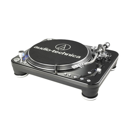 Professional DJ Turntable // AT-LP1240-USB