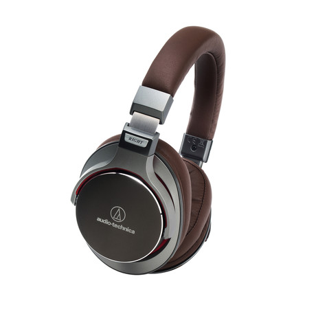 High Resolution Over-Ear Headphones // ATH-MSR7GM