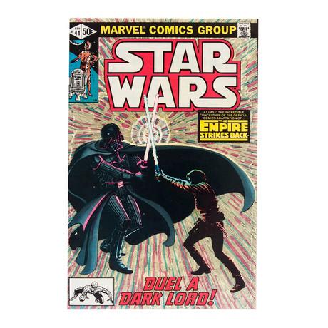 Star Wars: The Empire Strikes Back Comic Book // 1981