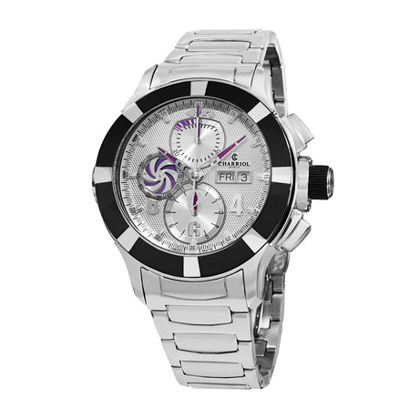 Charriol Celtica Chronograph Automatic // C46AB.930.001