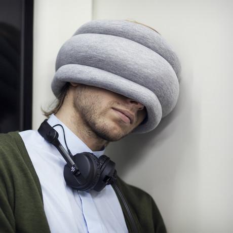 Ostrich Pillow Light (Midnight Grey)