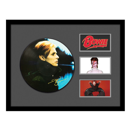 David Bowie Low Album + Frame