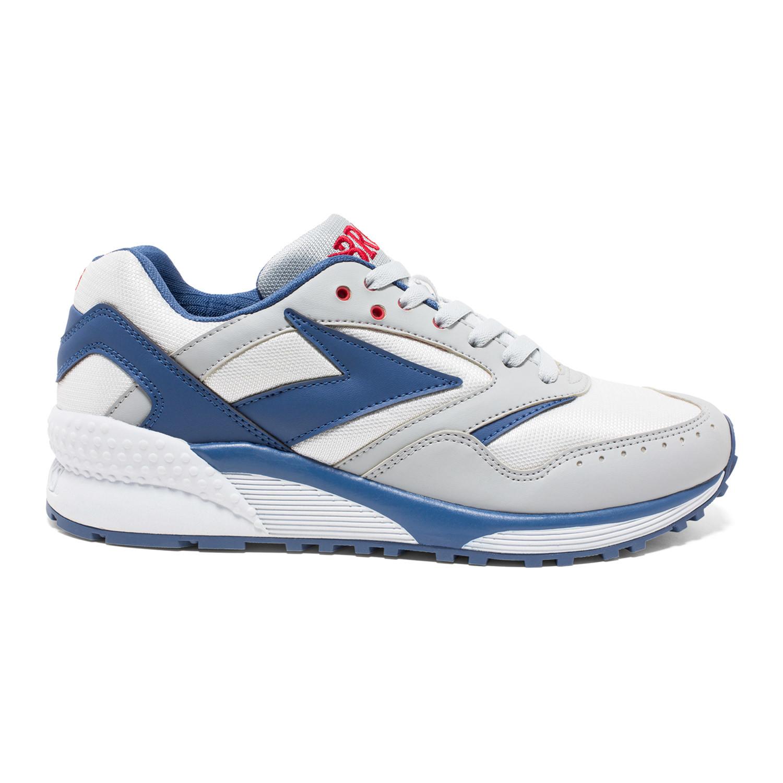 220e7316d6b Mojo Sneaker    Red + Blue + White (US  7) - Brooks Heritage Shoes ...