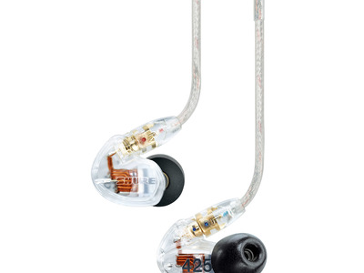 """Photo of Shure Industry-Standard Sound SE425 Sound Isolatingâ""""¢ Dual Driver Earphone by Touch Of Modern"""