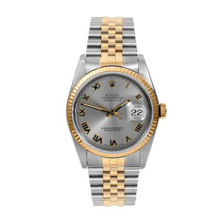 Rolex Datejust Automatic // 16233 // QWER18 // Pre-Owned