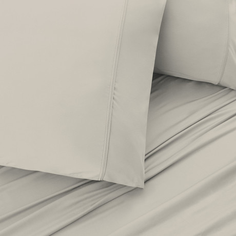Original Performance Collection // Khaki (Queen Sheet Set)