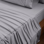 Original Performance Collection // Graphite (Queen Sheet Set)
