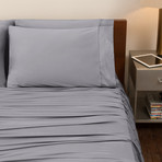 Original Performance Collection // Graphite (Twin/Twin XL Sheet Set)