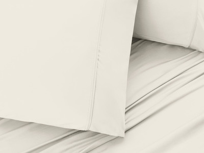 Photo of Sheex Performance Bedding Original Performance Collection // Ecru (Twin/Twin XL Sheet Set) by Touch Of Modern