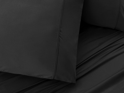 Photo of Sheex Performance Bedding Original Performance Collection // Black (Twin XL Sheet Set) by Touch Of Modern