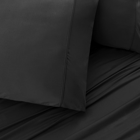 Original Performance Collection // Black (Twin XL Sheet Set)