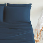 Luxury Copper Collection // Teal (Standard Pillowcases)