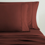 Luxury Copper Collection // Rust (Standard Pillowcases)