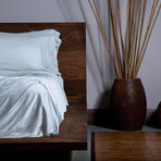 Ecosheex Bamboo Origin Collection // Light Blue (King Pillowcases)