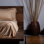 Ecosheex Bamboo Origin Collection // Honey (Standard Pillowcases)