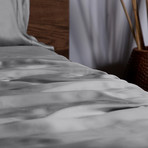 Ecosheex Bamboo Origin Collection // Gray (Standard Pillowcases)