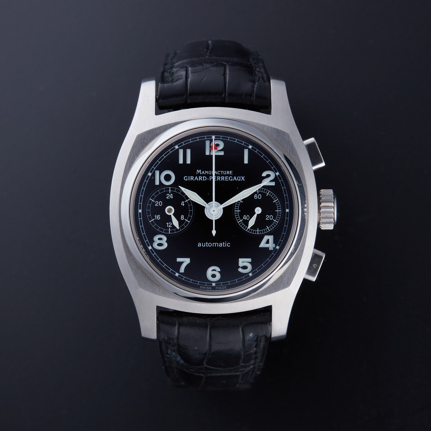 Girard Perregaux Vintage 1960 Chronograph Automatic // 2598 // Pre-Owned