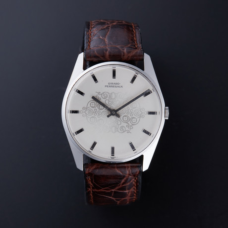 Girard Perregaux Vintage Automatic // 9557 KF // Pre-Owned!