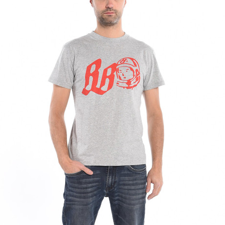 Billionaire BB Tee // Heather Grey