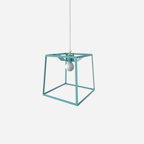 Frame Light // Aqua (Small)