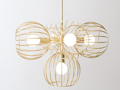 Photo of Iacoli & Mcallister Stellar Lighting Revati // 5 Pieces by Touch Of Modern