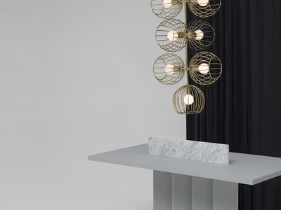 Photo of Iacoli & Mcallister Stellar Lighting Revati // 7 Pieces by Touch Of Modern