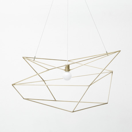 Spica // Brass (Small)
