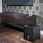 Wireless Sound Bar // W Studio Micro