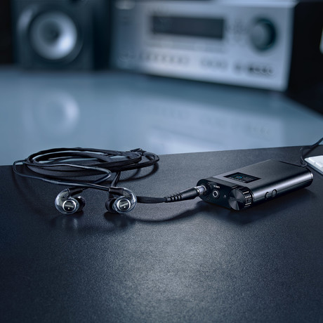 KSE1500SYS // Electrostatic Earphone System
