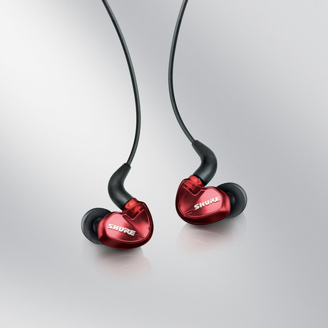 SE535 Sound Isolating Earphones with Remote + Mic // Limited Edition