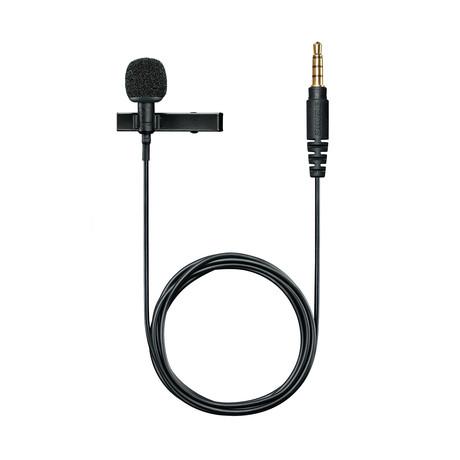 MVL // Omnidirectional Condenser Lavalier Microphone