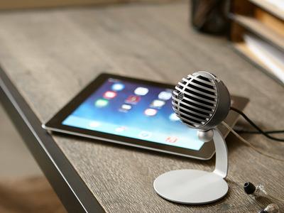 Shure Industry-Standard Sound MOTIV MV5 Digital Condenser Microphone by Touch Of Modern - Denver Outlet