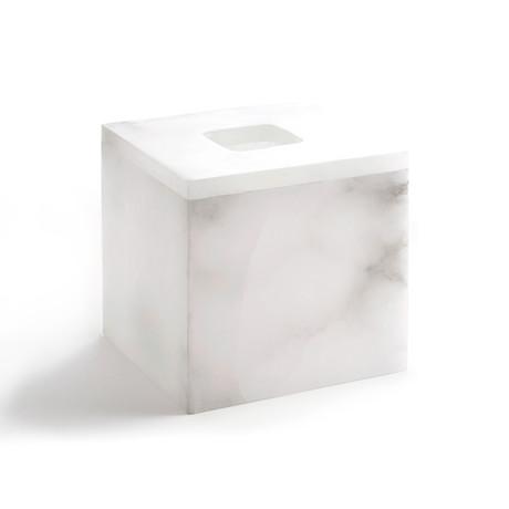 Alabaster // Tissue Holder