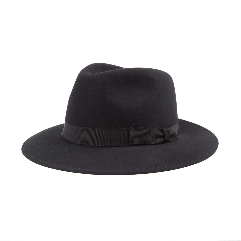27f177f04da Lapkus Fedora    Black (XL) - Bailey Hats - Touch of Modern