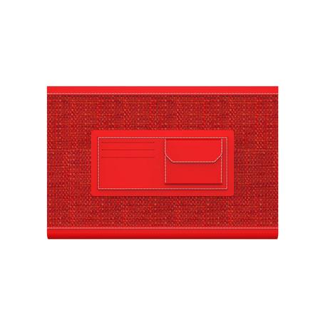 D5 CSL MacBook Pro Pouch // Red // 15