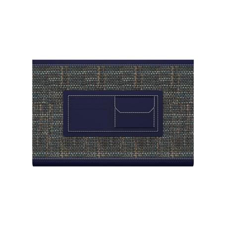 D5 CSL MacBook Pro Pouch // Navy