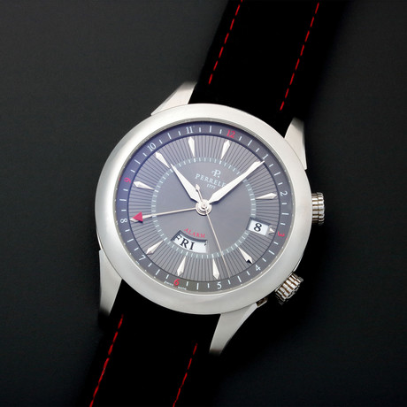 Perrelet Alarm Automatic // A1011 // Pre-Owned