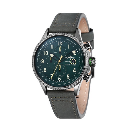 Avi-8 Hawker Hunter Chronograph Quartz // AV-4036-08