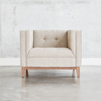Atwood Chair (Leaside Driftwood)