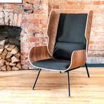 Elk Chair (Varsity Charcoal)