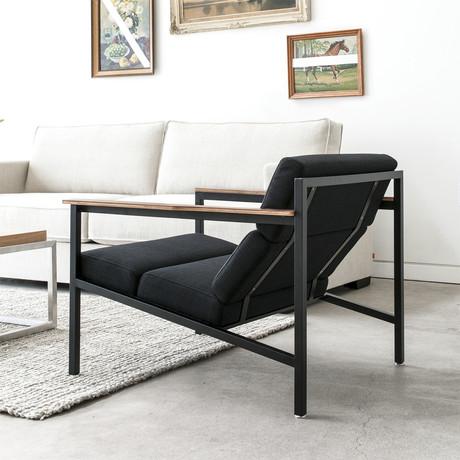 Halifax Chair (Laurentian Onyx)