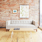 Atwood Sofa (Leaside Driftwood)
