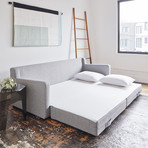 Flipside Sofa Bed (Leaside Driftwood)