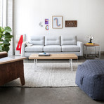 Logan Sofa (Leaside Driftwood (DISC))