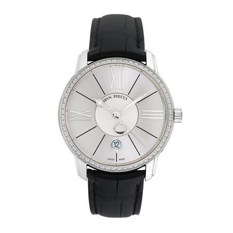 Ulysse Nardin Classico Luna Automatic // 8293-122 // 804-TM10007 // Unworn