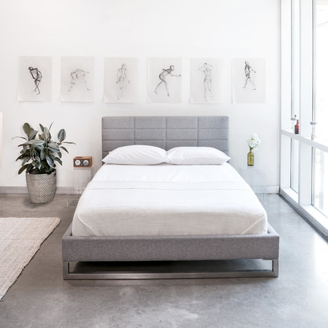 Switch Bed // King (Cambie Parchment)