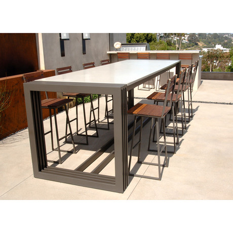 Tall Engagement Dining Table