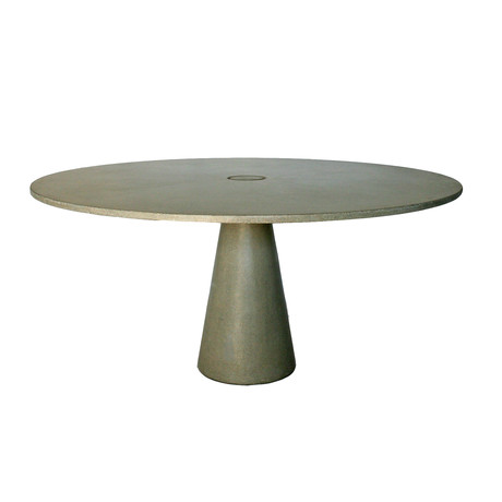 "Locking Round Dining Table // Natural (48"" Diameter)"