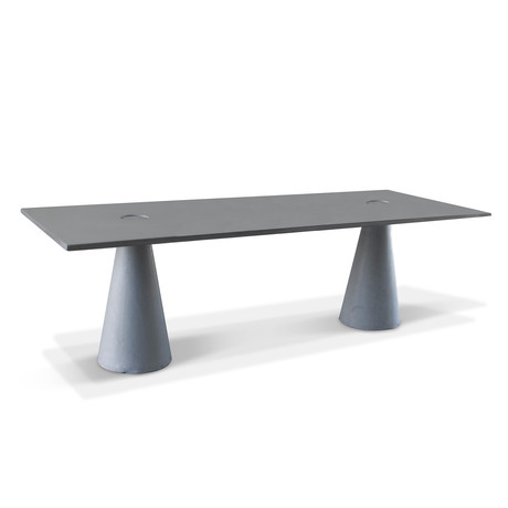 "Rectangular Locking Dining Table (72"" Length)"